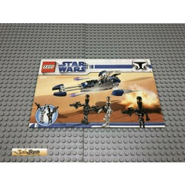 LEGO® 8015 Bauanleitung NO BRICKS!!!! Star Wars