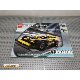 LEGO® 8472 Bauanleitung NO BRICKS!!!!