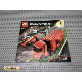 LEGO® 8153 Bauanleitung NO BRICKS!!!!