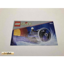 Lego 4533 Bauanleitung NO BRICKS!!!!