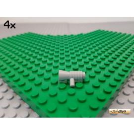 LEGO® 4Stk Megafon / Lautsprecher / Minifigures alt-hellgrau 4349