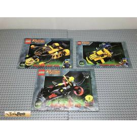 LEGO® 4791 4792 4797 Bauanleitung NO BRICKS!!!!