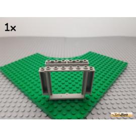 LEGO® 1Stk Türrahmen / Fenster / Drehtür 2x8x6 alt-hellgrau 30101