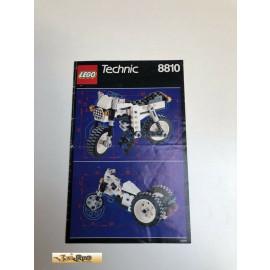 Lego 8810 Bauanleitung NO BRICKS!!!!