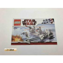 Lego 8084 Bauanleitung NO BRICKS!!!! Star Wars
