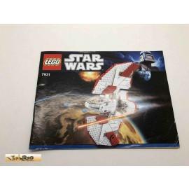 Lego 7931 Bauanleitung NO BRICKS!!!! Star Wars
