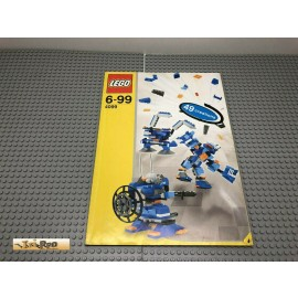 LEGO® 4099 Bauanleitung NO BRICKS!!!!