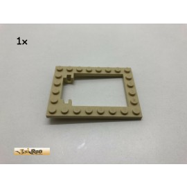 LEGO® 1Stk 6x8 Falltür Klappe Basic Brick Beige, 30041  bh