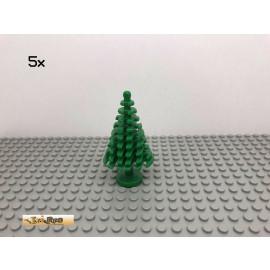 LEGO® 5Stk 2x2 Pflanze Baum Tanne Grün, Green 3471 246