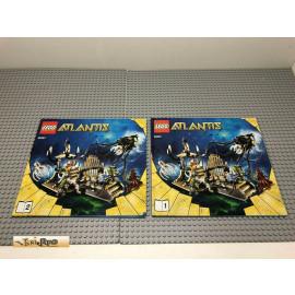 LEGO® 8061 Bauanleitung NO BRICKS!!!! Atlantis