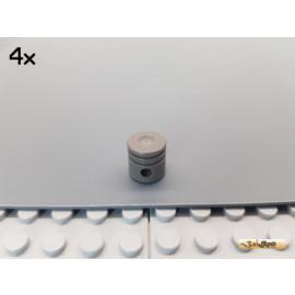 LEGO® 4Stk Technic Kolben alt-dunkelgrau 2851
