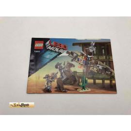 Lego 70800 Bauanleitung NO BRICKS!!!!