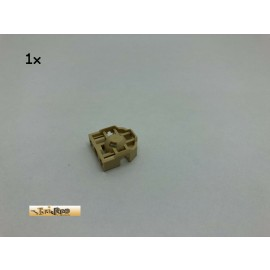 LEGO® 1Stk 3x3 Technic Connector Block Brick Beige, 32172 92