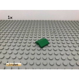 LEGO® 1Stk 2x2 Giebel Schrägstein Dachstein Grün, Green 3300 31