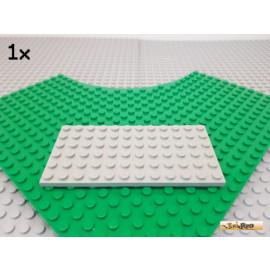 LEGO® 1Stk Platte Basic 6x12 alt-hellgrau 3028