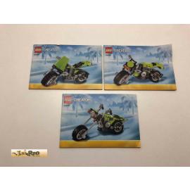 Lego 31018 Bauanleitung NO BRICKS!!!! Creator
