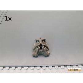 LEGO® 1Stk Bionicle Kopf alt-dunkelgrau 32553