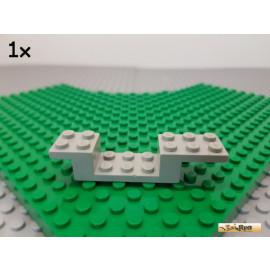 LEGO® 1Stk Winkelplatte / Fahrgestell 8x2x1 1/3 alt-hellgrau 4732