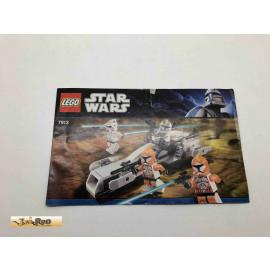 Lego 7913 Bauanleitung NO BRICKS!!!! Star Wars