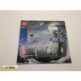 Lego 8801 Bauanleitung NO BRICKS!!!!