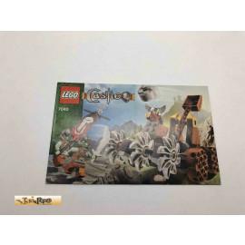 Lego 7040 Bauanleitung NO BRICKS!!!!