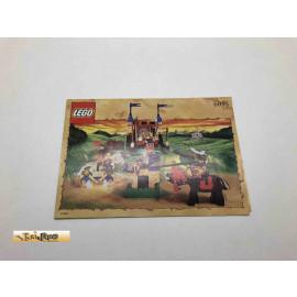Lego 6095 Bauanleitung NO BRICKS!!!!