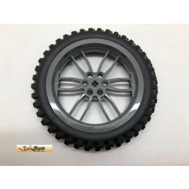 Lego Reifen aus dem Set 42007