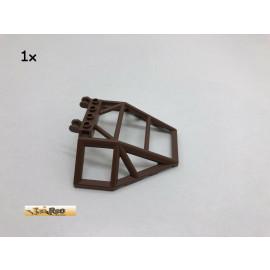 LEGO® 1Stk Windschutzscheibe Überrollkäfig Brick Braun, Brown 30298