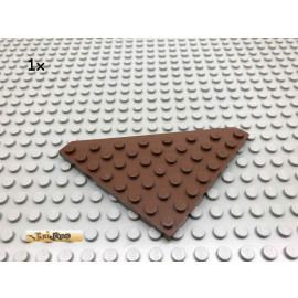 LEGO® 1Stk 8x8 Platte Diagonale Ecke Brick Braun, Brown 30504 159
