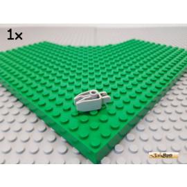 LEGO® 1Stk Technic Scharnier blockierend 1x3 alt-hellgrau 41529