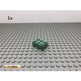 LEGO® 1Stk 2x3 Basic Stein Sandgrün, Sandgreen 3002 1