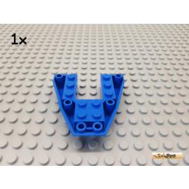 LEGO® 1Stk Keilstein / Bug / Rumpf 6x6x1 blau 2626