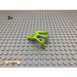 LEGO® 2Stk Technic Bionicle Waffe Kralle Limette, Lime 32506 126