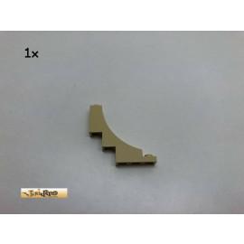 LEGO® 1Stk 1x5x4 Bogen- Brückensteine Basic Brick Beige, Tan 30099 16
