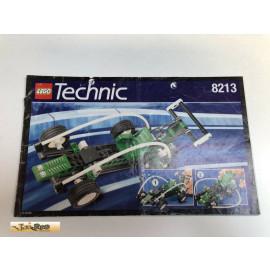 Lego 8213 Bauanleitung NO BRICKS!!!!