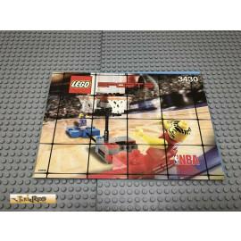 LEGO® 3430 Bauanleitung NO BRICKS!!!!