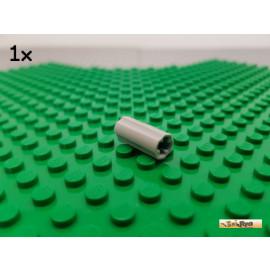 LEGO® 1Stk Technic Achs Verbinder / Hülse alt-hellgrau 6538c