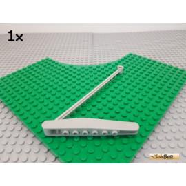 LEGO® 1Stk Technic Kranarm 2638 und Technic Lochstange 2637 alt-hellgrau