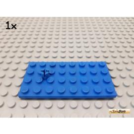 LEGO® 1Stk Platte Basic 4x8 / Rotor / Helicopter blau 967