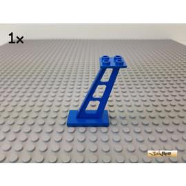 LEGO® 1Stk Stütze / Mast / Flügel 2x4x5 blau 4476