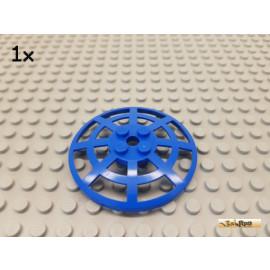 LEGO® 1Stk Scheibe / Gitter / SAT Schüssel 8x8 blau 4285