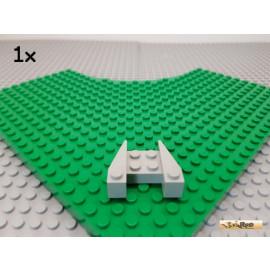 LEGO® 1Stk Keilstein / Flügel / Bug 3x4 alt-hellgrau 2399