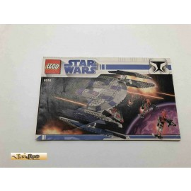 Lego 8016 Bauanleitung NO BRICKS!!!! Star Wars
