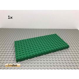 LEGO® 1Stk 10x20 Bauplatte Grundplatte Dick Grün, Green 257a