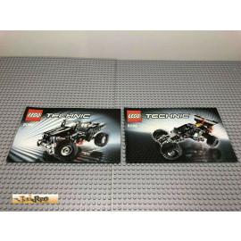 LEGO® 8066 Bauanleitung NO BRICKS!!!! Technic