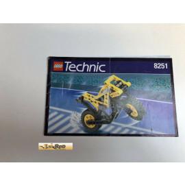 Lego 8251 Bauanleitung NO BRICKS!!!!