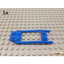 LEGO® 1Stk Pferdegeschirr / Platte blau 2397