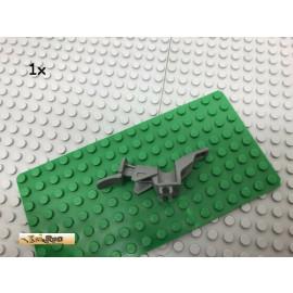 LEGO® 1StkMotorrad Verkleidung Fahrgestell Motocross Dunkel Grau,Dark Gray 50860