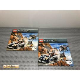 LEGO® 8634  Bauanleitung NO BRICKS!!!!