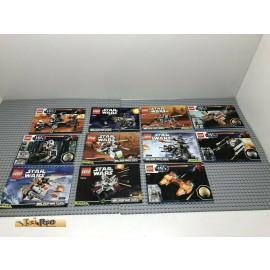 LEGO®  Bauanleitung NO BRICKS!!!! Star Wars